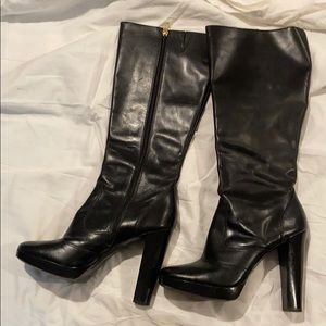 Michael Kors sexy leather boots